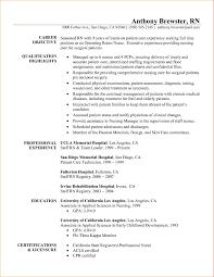 Nurse Anesthetist Resume Nurse Anesthetist Cv Template RESUME 92