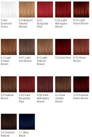 Loreal Hicolor Colour Chart 28 Albums Of Loreal Burgundy Hair Color Chart Explore