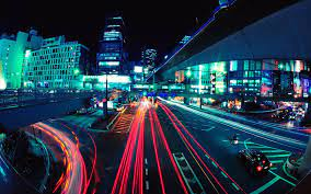 Tokyo Lights Wallpapers - Top Free ...