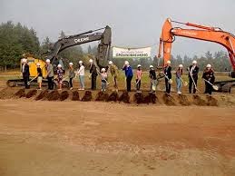 Clover Park Breaks Ground on Newest Middle School - Thomas Middle School