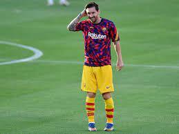 Messi-Transfer: Lionel Messi hat sich entschieden - jetzt trainiert er  wieder mit der Mannschaft