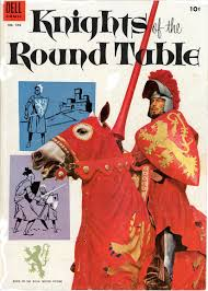 knights of the round table march 1954