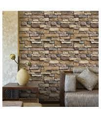 Brick Wallpaper Price In India ...