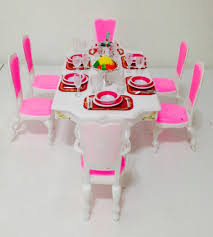 Pink Accessories For Living Room Kids Toys Kids Toys Barbie Furniture And Accessories Gloria