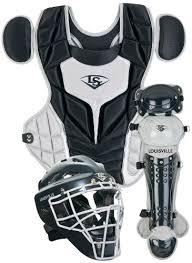 Louisville Slugger Series 7 Pgfpas6 Womens Fastpitch Softball Catchers Gear Set