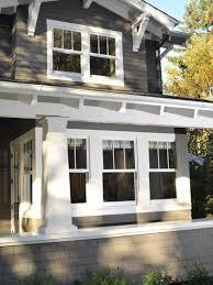 craftsman exterior window trim. Unique Exterior Craftsman Window Trim Home Design Ideas Pictures Remodel Inside Exterior R