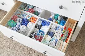 Organizing Drawers Delectable Nursery Dresser Organization