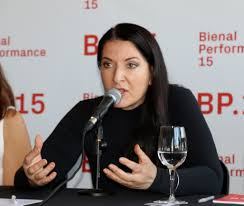 marina abramovic face to face interview alberto echegaray guevara interview to marina abramovic about the future of art and performance