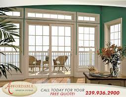 replacement impact sliding glass doors