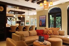 modern tuscan style lighting for living room