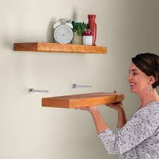 How To Fix Sagging Floating Shelves