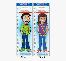 2 2793 Child Passenger Safety Height Chart Height Chart