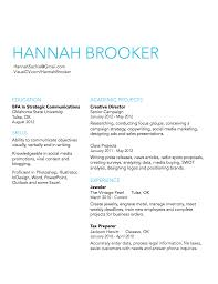 Simple Resume Design Idea R E S U M E Pinterest Simple
