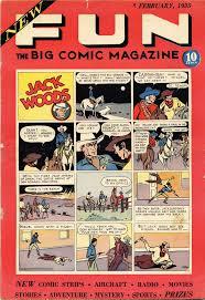 new fun the big ic magazine no 1 1934