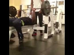 Liberty College Football Workout 325 Bench Press  YouTube225 Bench Press Workout