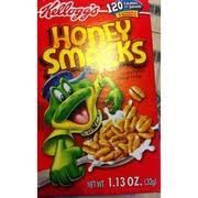 honey smacks cereal nutrition