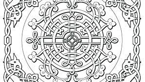 Mandala Printables Mandala Coloring Pages Free Printable Drudge