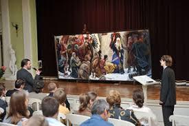 Факультеты Российская академия живописи ваяния и зодчества Ильи  Историко религиозной живописи · Портрета · Пейзажа · Дипломные работы