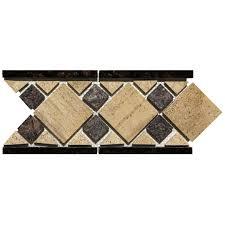 Listellos And Decorative Tile Decorative Listello Border Accent Monterrey Tile Company 30