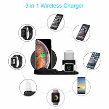 Image result for 3-In-1 Wireless Dock