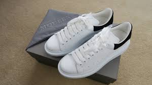 Alexander Mcqueen Sneakers Size Chart A Closer Look At Alexander Mcqueen Oversized Sneakers Review And Unboxing