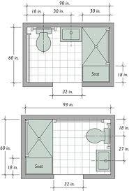small master bathroom floor plans. Master Bathroom Floor Plans Small N