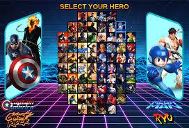 Marvel vs. Capcom: Infinite pc-ის სურათის შედეგი