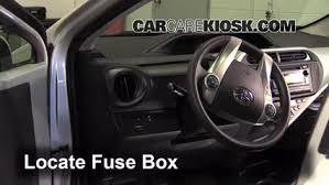 interior fuse box location 2012 2015 toyota prius c 2012 toyota interior fuse box location 2012 2015 toyota prius c 2012 toyota prius c 1 5l 4 cyl