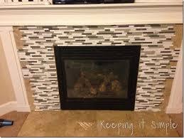 mosaic tile fireplace. Fine Tile Mosaic Tile Fireplace Surround Breathtaking Decorating Ideas 3 Throughout C