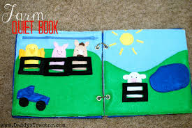 ideas for on the farm quiet book