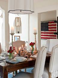 4th of july memorial day decorating