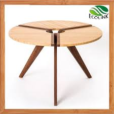 designer small round coffee table