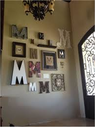 monogram letter wall decor wonderful monogram wall for the home design of letter wall decals