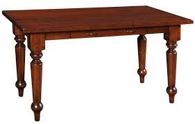 amish home office serenity writing desk amish built home office