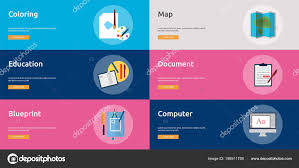 How To Design A Good Banner Multimedia Banner Design Set Great Banner Design Multimedia
