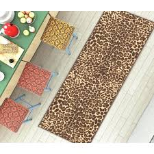 leopard rug kings court gold leopard print area rug leopard rugs pottery barn