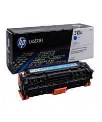 Купить <b>Картридж</b> оригинальный <b>HP</b> CF381A <b>№312A Cyan</b> для ...