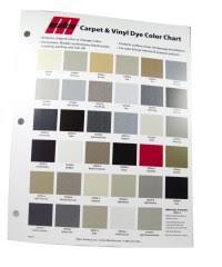 Vht Vinyl Dye Colour Chart Personalized Horseshoe Wall