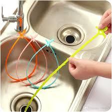 cleaning hook bathroom floor drain sewer jpg