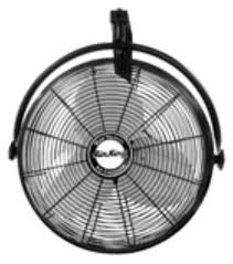 outdoor wall mount fans.  Fans 9020 Air King Wall Mount Fan In Black With 1 6 Hp Power Amazing Outdoor  Fans  R