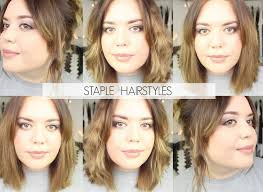 easy and quick hairstyles for short hair staple hairstyles short layered bob hairstyles 2017 hairstyles on