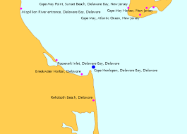 Cape Henlopen Delaware Bay Delaware Tide Chart