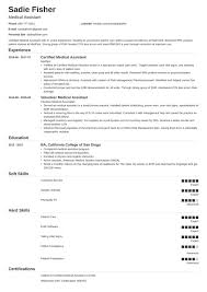 Resumes Objective Examples Healthcare Resume Objective Medical Assistant Best
