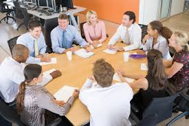 conducting the focus group discussion