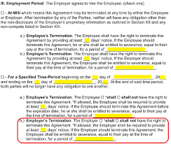An employment contract is a written employment agreement documenting the shared rights and how employment contract templates work. Employment Contract Templates W 2 And 1099 Agreements Eforms