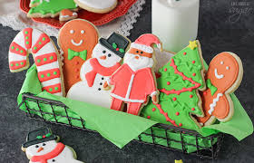 christmas sugar cookies with royal icing.  Christmas How To Decorate Cutout Sugar Cookies With Royal Icing Includes Recipes  Detailed Instructions And Intended Christmas Sugar Cookies With Royal Icing