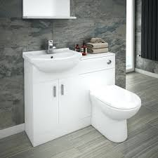 Vanity Units For Small Bathrooms Simple Bathroom Ideas Plumbing The Cove Combined  Sink And Toilet Unit Includes A Basin Vanities