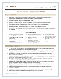 Project Manager Resume Cloud Project Manager Resume Best Of Project Manager Core 49