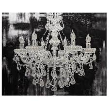 chandelier canvas art home wall decor canvas art collections canvas with newest chandelier wall art