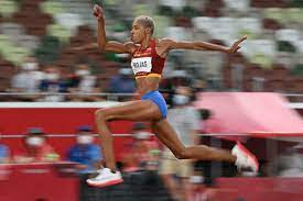 triple jump world record ...